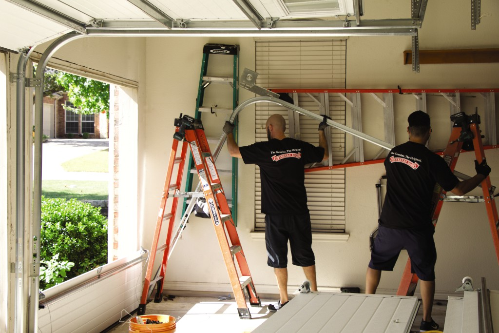 Step by Step Guide on Garage Door Installation